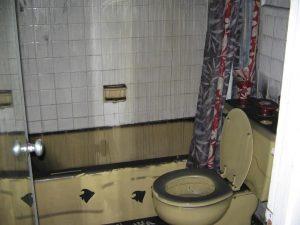 bathroom fire damage miami-dade